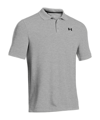 08652adc6d5a2 UNDER ARMOUR PERFORMANCE POLO 2.0 MEN S POLO GREY