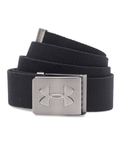 UNDER ARMOUR WEBBED SR BELT BLACK