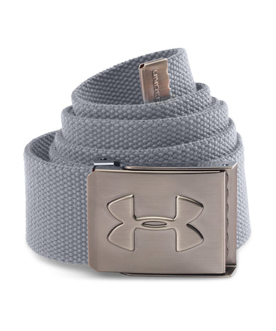 UNDER ARMOUR WEBBED SR BELT GREY