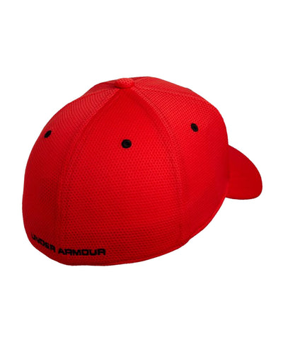 ed016408fcc ... UNDER ARMOUR BLITZING II STRETCH FIT JR CAP RED