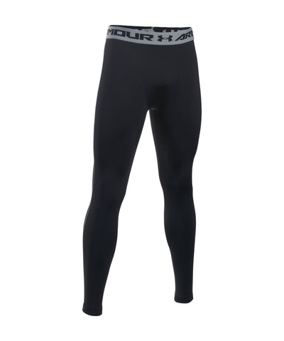 UNDER ARMOUR HEATGEAR ARMOUR COM SR LEGGING BLACK