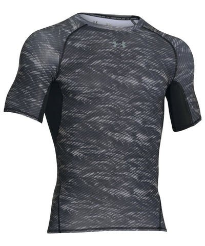 UNDER ARMOUR HEATGEAR SS COMPRESSION SR SHIRT