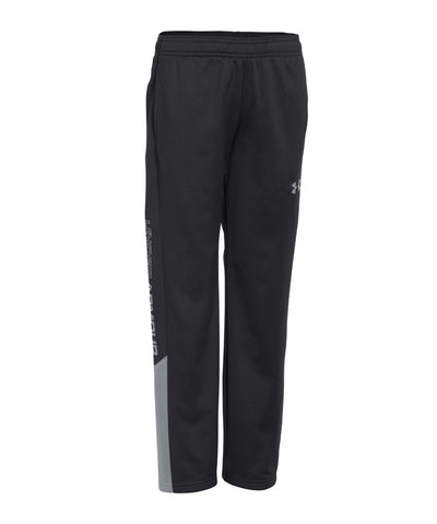 UNDER ARMOUR BRAWLER 2.0 BOYS PANTS BLACK