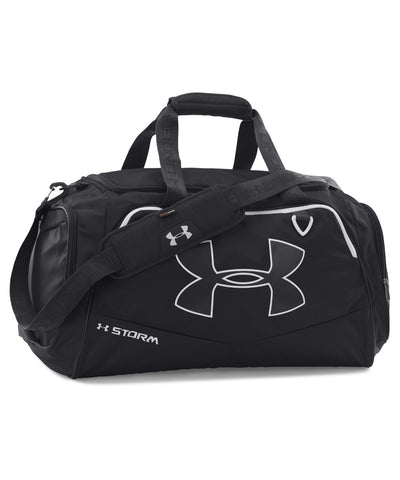UNDER ARMOUR STORM UNDENIABLE II MEDIUM DUFFLE BAG BLACK