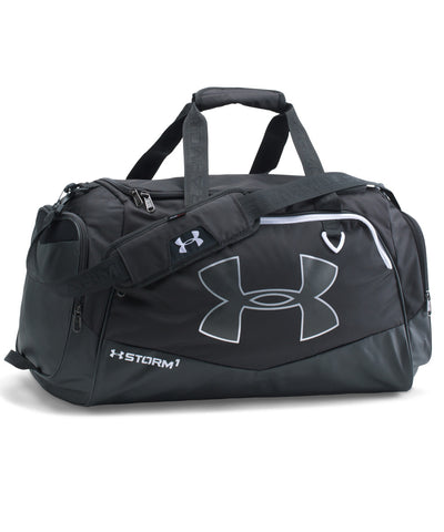UNDER ARMOUR UNDENIABLE II LARGE DUFFEL BAG BLACK