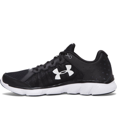 UNDER ARMOUR SR  MICRO G ASSERT 6 BLACK