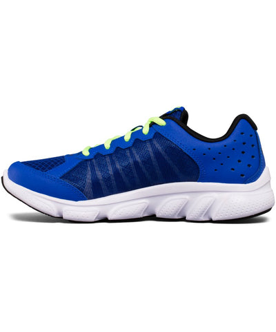 UNDER ARMOUR JR BGS MICRO G ASSERT 6 ROYAL