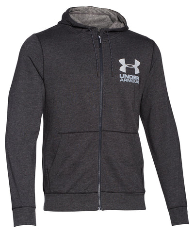 UNDER ARMOUR TRIBLEND FULL ZIP SR HOODY