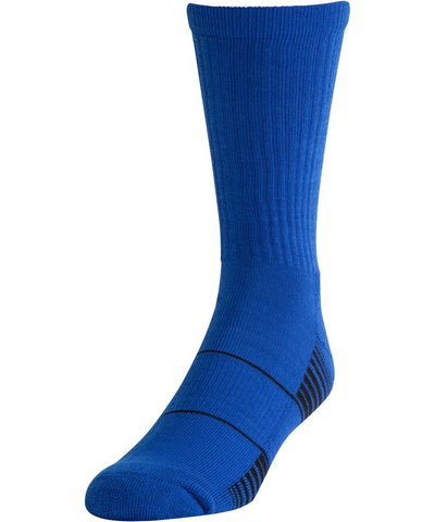 UNDER ARMOUR YOUTH PERFORMANCE CREW SOCKS