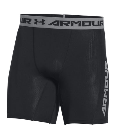 UNDER ARMOUR COOLSWITCH COMPRESSION SR SHORTS BLACK