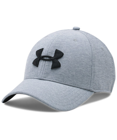 UNDER ARMOUR TWIST CLOSER MEN'S HAT GREY