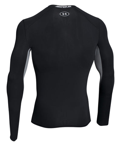 UNDER ARMOUR HEATGEAR ARMOUR COOLSWITCH LS SR SHIRT BLACK