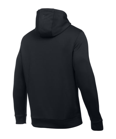 UNDER ARMOUR STORM ARMOUR FLEECE ICON MEN'S HOODIE BLACK