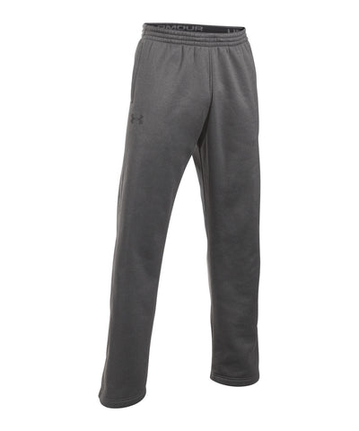 UNDER ARMOUR STORM ARMOUR FLEECE ICON SR PANTS CARBON
