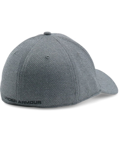 UNDER ARMOUR SR MEN'S HEATHER BLITZING CAP GREY