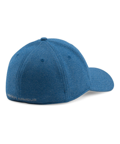 UNDER ARMOUR HEATHER BLITZING MEN'S CAP HERON BLUE