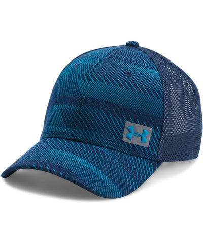 UNDER ARMOUR SR MEN'S  BLITZ TRUCKER CAP NAVY