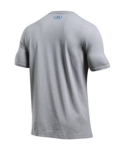 UNDER ARMOUR HOCKEY LOGO SR T-SHIRT GREY