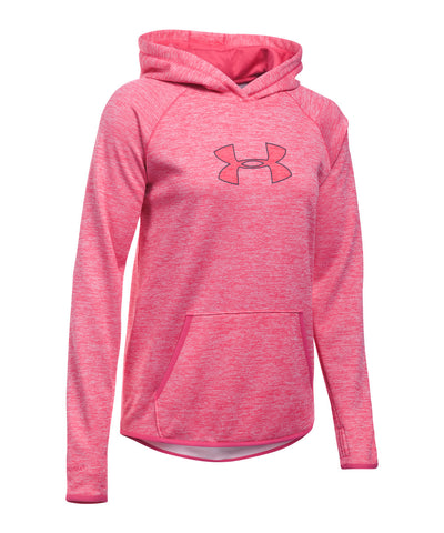 UNDER ARMOUR STORM ARMOUR TWIST WOMEN'S HOODY PINK SKY