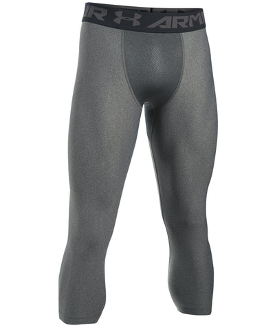 UNDER ARMOUR HEAT GEAR ARMOUR 2.0 LEGGINGS - GREY