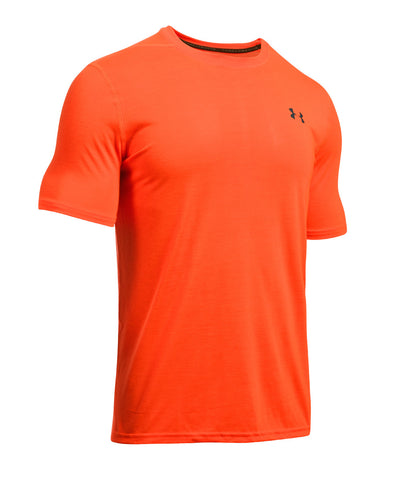 UNDER ARMOUR THREADBORNE MEN'S T-SHIRT ORANGE
