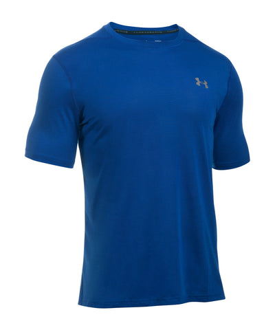 UNDER ARMOUR THREADBORNE MEN'S T-SHIRT ROYAL BLUE