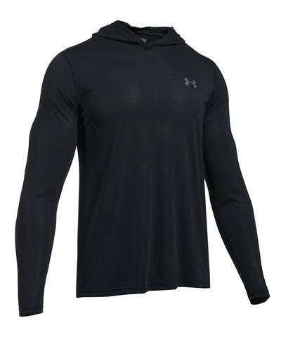 UNDER ARMOUR THREADBORNE MEN'S HOODIE BLACK