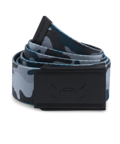 UNDER ARMOUR RANGE 2 MEN'S WEBBING BELT BLACK