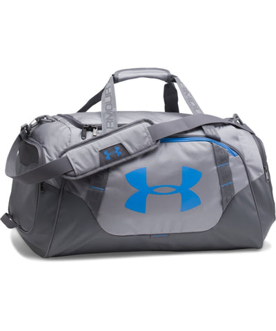 UNDER ARMOUR SR UNDENIABLE DUFFLE 3.0 MD GREY