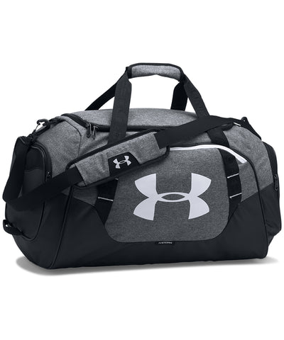UNDER ARMOUR UNDENIABLE DUFFLE 3.0 MD DUFFEL BAG GREY