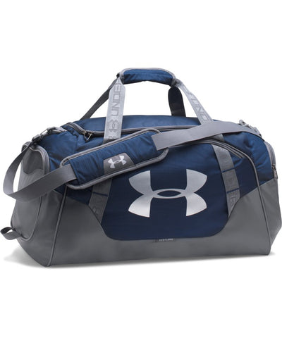 UNDER ARMOUR SR UNDENIABLE DUFFLE 3.0 MD NAVY/SILVER