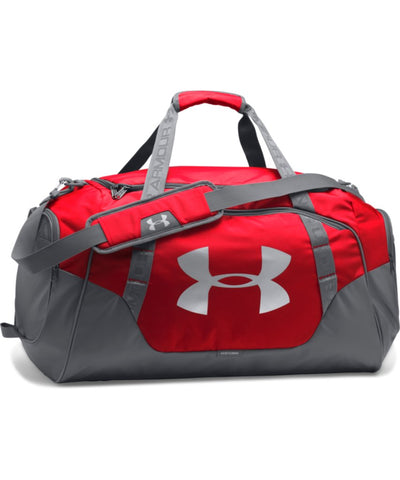 UNDER ARMOUR SR UNDENIABLE DUFFLE 3.0 MD RED