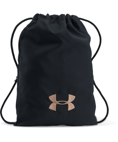 UNDER ARMOUR SR OZSEE CUPRON SACKPACK BLACK