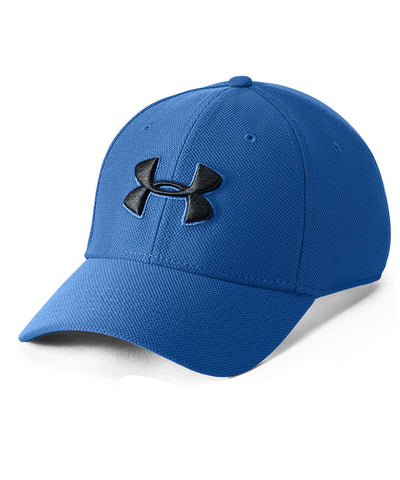 UNDER ARMOUR MEN'S BLITZING 3.0 CAP - BLUE