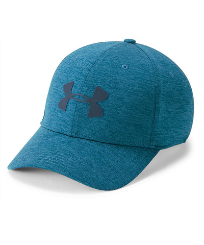 UNDER ARMOUR MEN'S TWIST CLOSER 2.0 CAP - BLUE