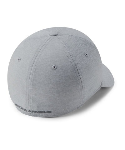 UNDER ARMOUR MEN'S TWIST CLOSER 2.0 CAP - GREY
