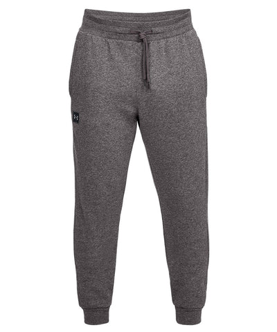 UNDER ARMOUR MEN'S RIVAL FLEECE JOGGERS - GREY
