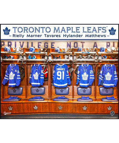FRAMEWORTH JOHN TAVARES TORONTO MAPLE LEAFS 16X20 PLAQUE
