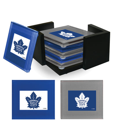 FRAMEWORTH TORONTO MAPLE LEAFS COASTER SET