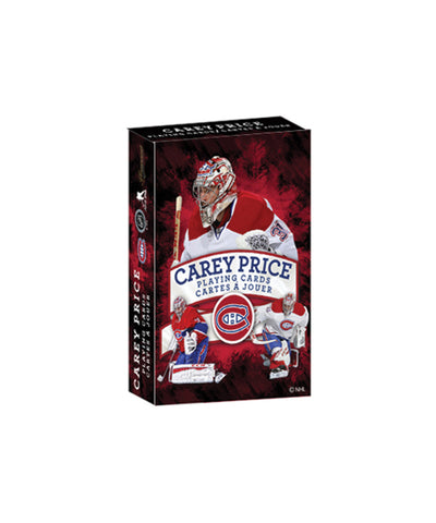 FRAMEWORTH MONTREAL CANADIENS PRICE PLAYING CARDS