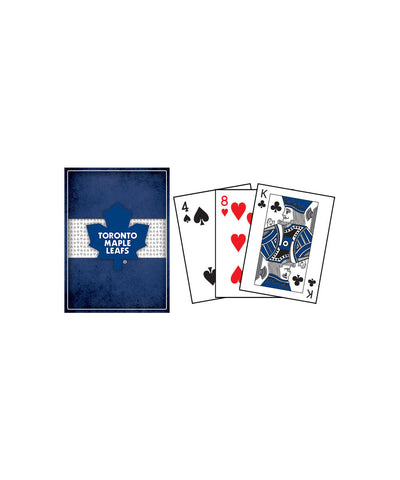 FRAMEWORTH TORONTO MAPLE LEAFS PLAYING CARDS