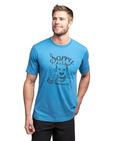 TRAVIS MATHEW MEN'S SORRY T SHIRT