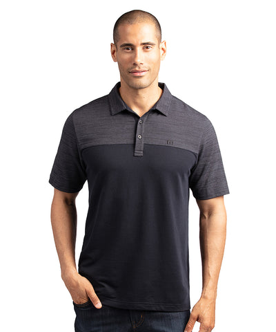 TRAVISMATHEW MEN'S ZIP IT POLO