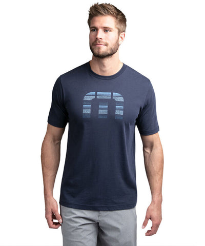 TRAVISMATHEW MEN'S SOCIAL MEDIA T SHIRT