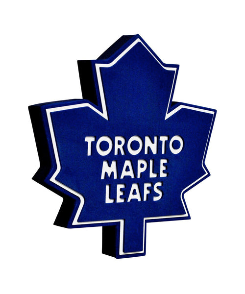TORONTO MAPLE LEAFS 3D FAN FOAM LOGO
