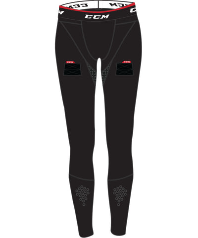 CCM WOMEN'S COMPRESSION JILL PANT
