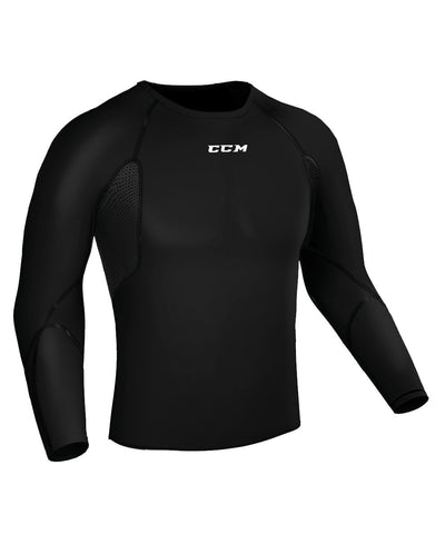 CCM COMPRESSION SENIOR LONG SLEEVE TOP