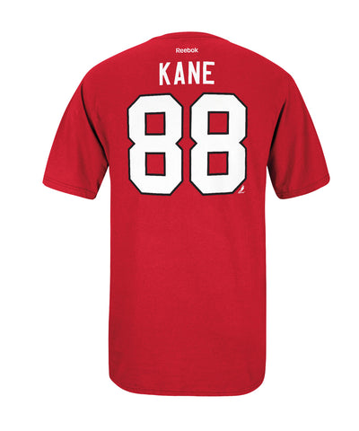 REEBOK CHICAGO BLACKHAWKS KANE #88 JR T-SHIRT