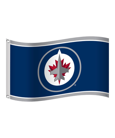 WINNIPEG JETS 3' X 5' FLAG