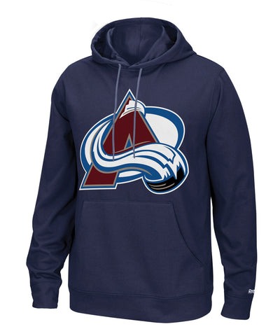 REEBOK COLORADO AVALANCHE 2015 PLAYBOOK SR HOODY